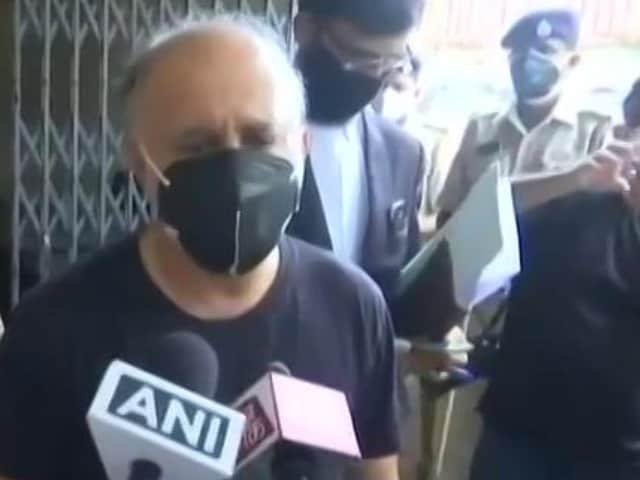 """Video : Tehelka Founder Tarun Tejpal Acquitted In Rape Case: """"Relieved It's Over"""""""