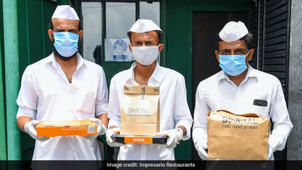 Top Restaurants Partner With Mumbai's Famous Dabbawalas To Deliver Food