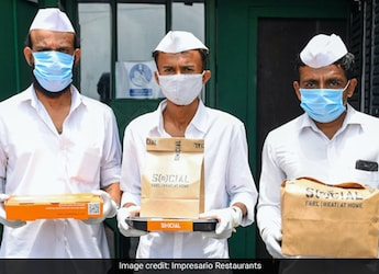 Top Restaurants Partner With Mumbai's Famous <i>Dabbawalas</i> To Deliver Food