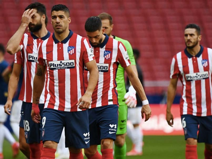 Atletico Madrid On Cusp Of La Liga Glory But Real Madrid Ready To Pounce