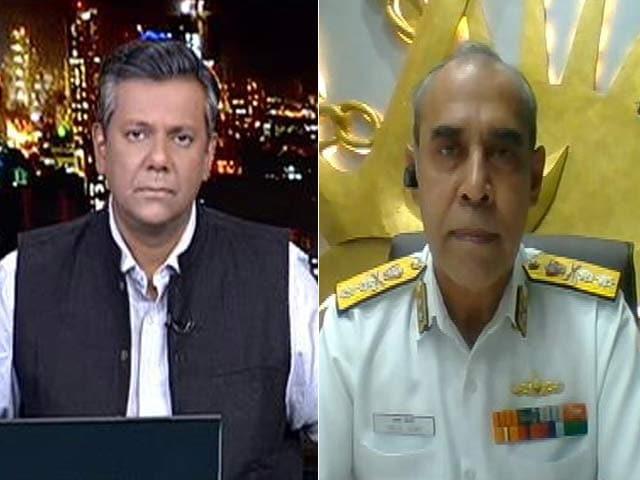 Video : Fighting COVID-19: Navy's Operation Samudra Setu II