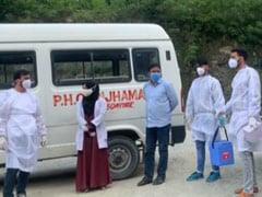 Door-To-Door Vaccination In Villages Along Line Of Control In J&K