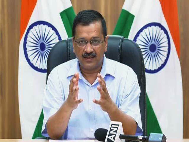 "Video : ""Delhi Will Begin Unlocking Slowly From Monday,"" Says Arvind Kejriwal"