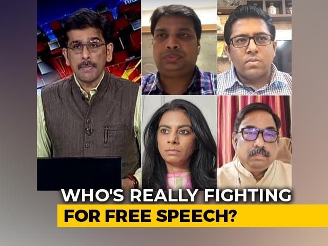 Video : Government vs Big Tech: Free Speech vs Accountability Debate