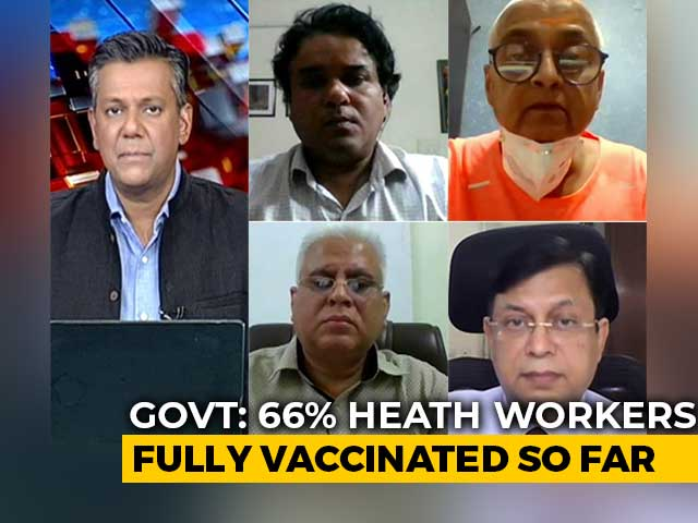 Video : Why Has India Lost So Many Doctors To Covid?