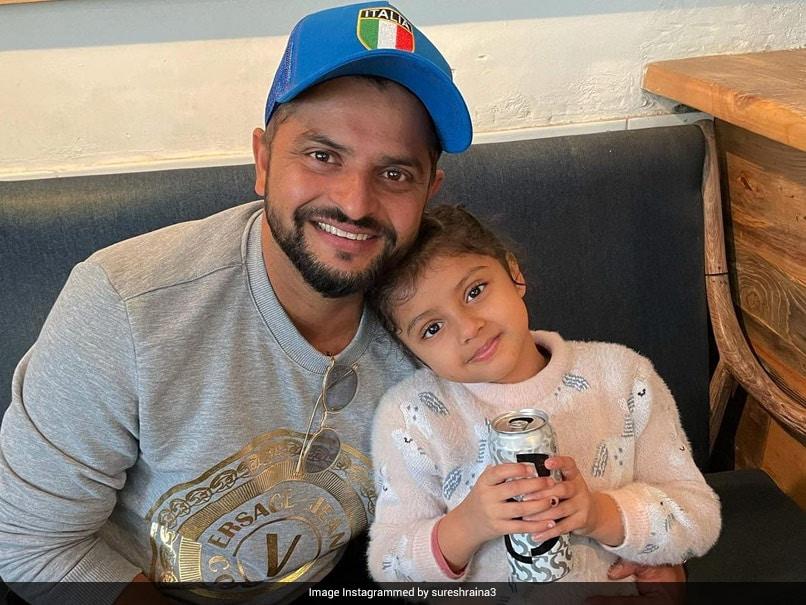 """My Little Pumpkin Has Turned 5"": Suresh Rainas Cute Birthday Wish For Daughter Gracia. Watch"