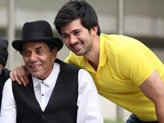 """Dharmendra's Grandson Karan Deol Has Seen """"One Or Two Films"""" Of Hema Malini: """"She's A Brilliant Actress"""""""