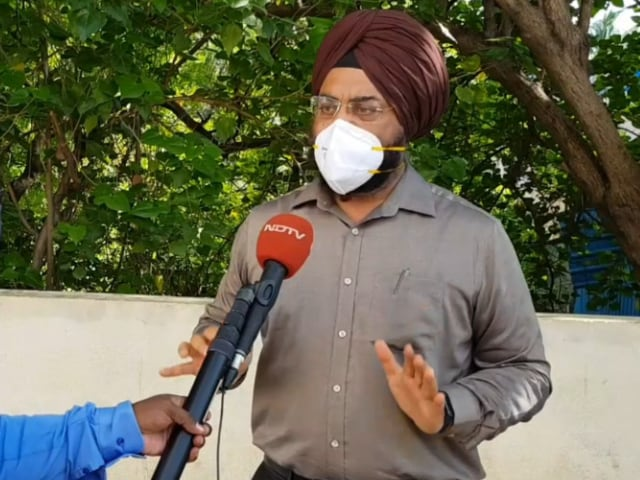 Video : Chennai Civic Body Chief On Strategy To Fight Covid Surge