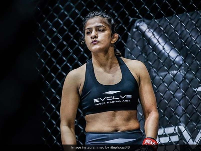 "Indian Wrestling Champion Arjan Bhullar, MMA Fighter Ritu Phogat To Feature In ""ONE: DANGAL"" From Singapore 