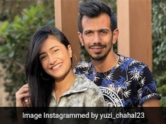 Yuzvendra Chahal's Wife Dhanashree Verma Posts A Special Note From A Fan