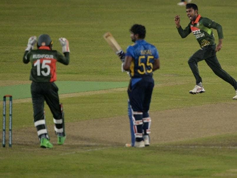 Bangladesh vs Sri Lanka: Mehidy Hasan Helps Bangladesh Beat Sri Lanka In Covid-Hit ODI