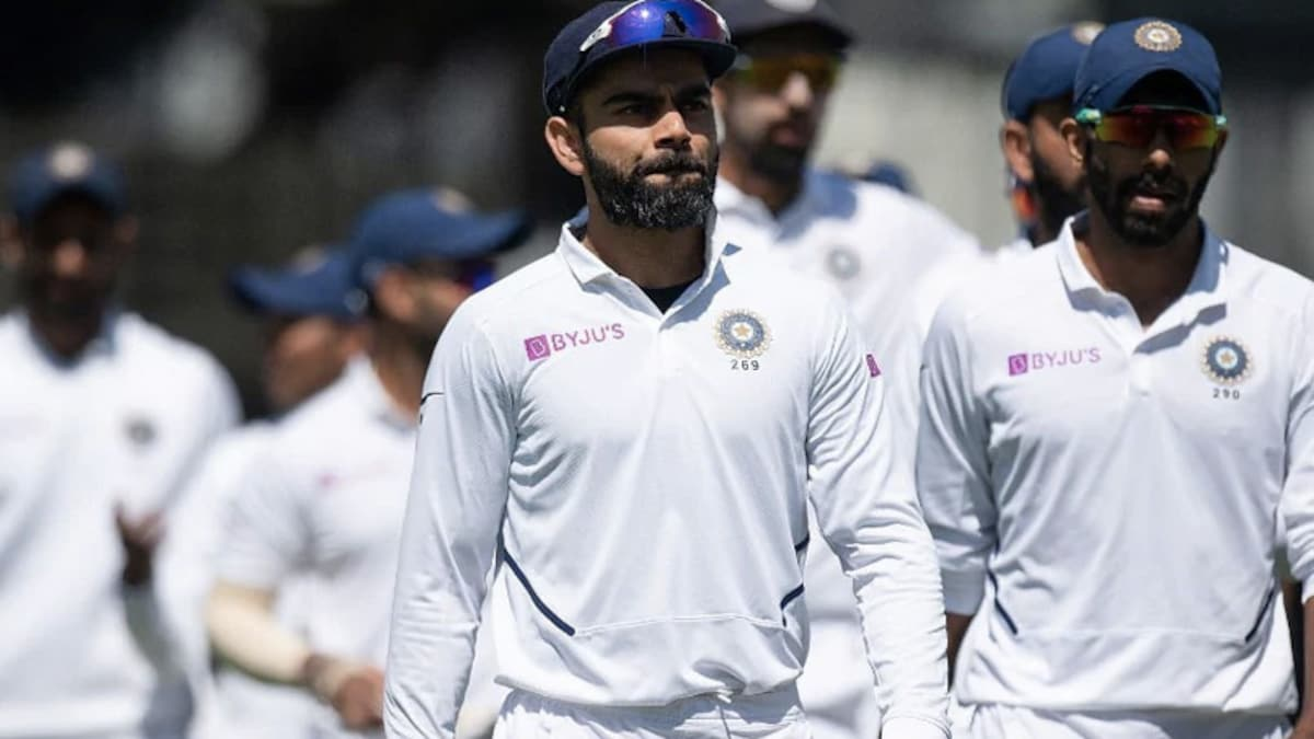Virat Kohli said the two Indian teams would be playing together    Cricket News