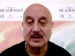 """More To Life Than Just Image-Building"": Did Anupam Kher Criticise Centre?"