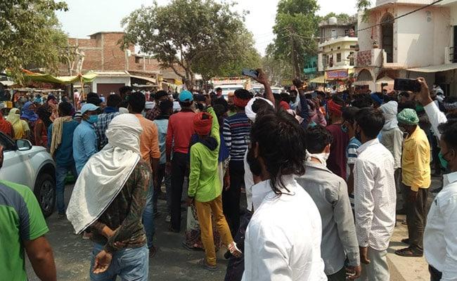 Uttar Pradesh Panchayat Election results 2021 Ruckus over demand for re counting in Azamgarh – उत्तर प्रदेश पंचायत चुनाव : आजमगढ़ में दोबारा मतगणना की मांग पर बवाल, पथराव-हवाई फायरिंग