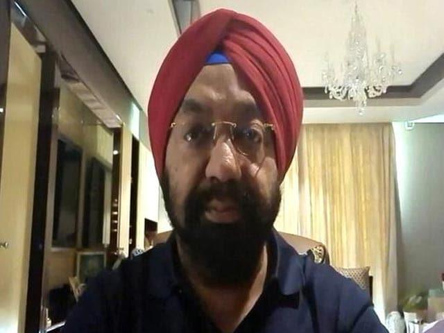 Video : We Are Doing Oxygen Langar Sewa In Rural Punjab: Vikramjit Sahney