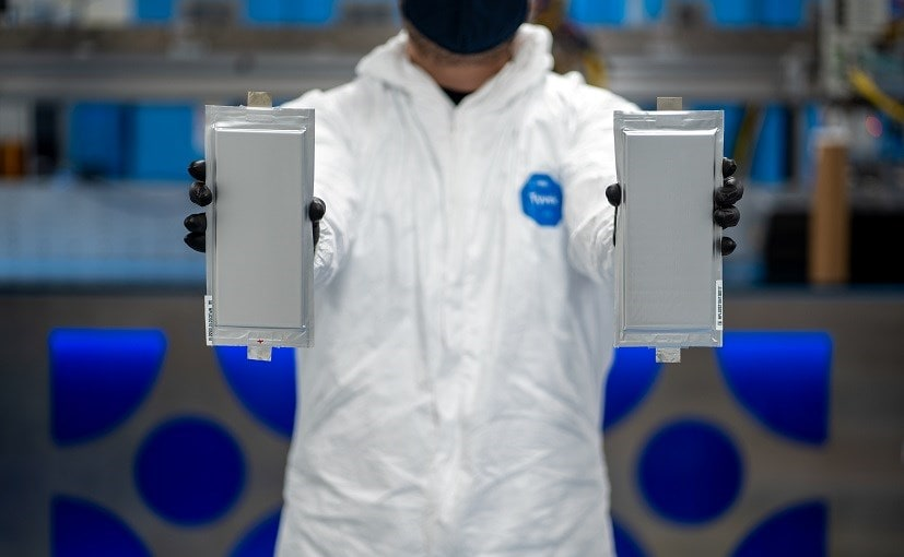 Ford and BMW will own equal, unidentified stakes in Solid Power, which was established in 2012