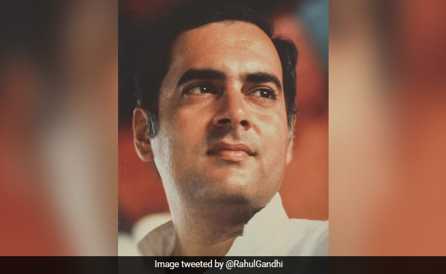 Congress To Hold Events Across Country To Mark Rajiv Gandhi's Birth Anniversary