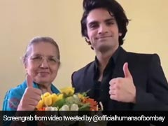 """""""Dating Tips From <i>Nani</i>"""": Actor's Video With His Grandmom Is An Insta-Hit"""