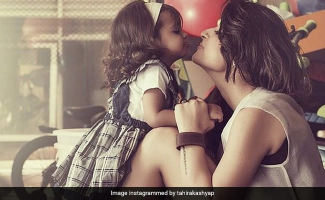 Did Someone Say Throwback Thursday? Tahira Kashyap Is Busy Sharing Pics With Her Kids
