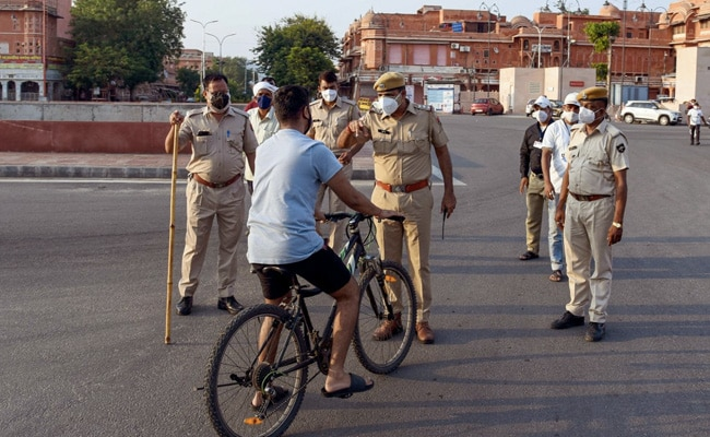Rajasthan Eases Lockdown Restrictions Amid Decline In Covid Cases