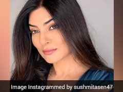 """Sushmita Sen Says """"I Still Make Big Blunders"""" But Her Makeup Looks Are Far From It"""