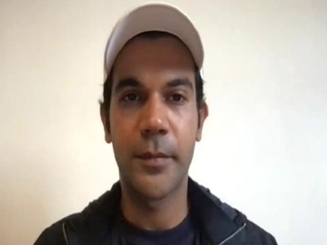 Video : The Only Way To Conquer This Pandemic Is To Help Each Other Out: Rajkummar Rao