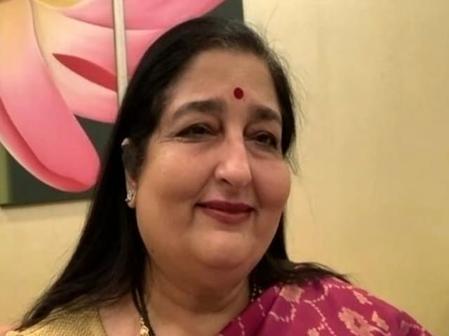Video : I Have Great Regard For The Sewa That Sikh Community Do: Anuradha Paudwal