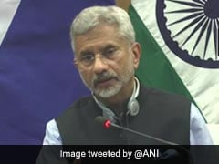 Vaccines Being Made In India Due To Our Efficient Production Venue: S Jaishankar