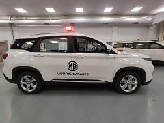 MG Motor India To Deploy 100 Hector Ambulances In Nagpur And Vidarbha For COVID-19 Patients