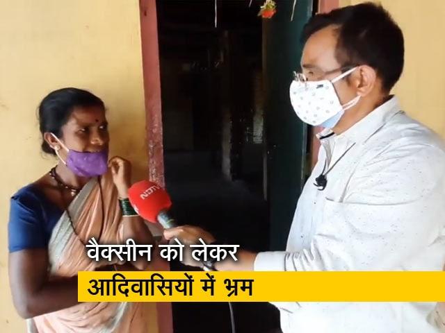 Video : कोविड का टीका लगवाने से क्यों डर रहे महाराष्ट्र के पालघर जिले के आदिवासी? बता रहे हैं सुनील सिंह