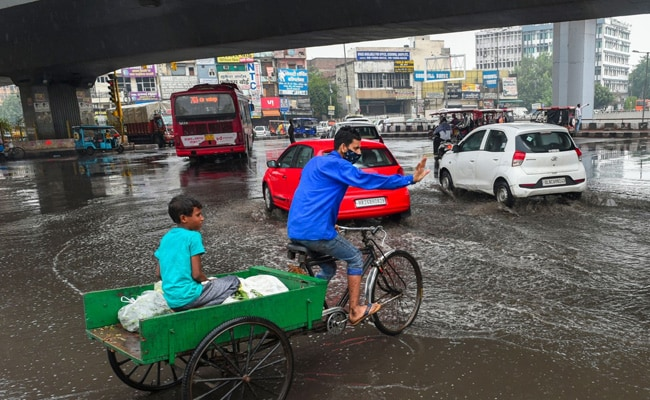 Delhi Receives Highest Rainfall Since 1951 For May