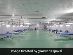 """""""Now No Shortage Of ICU And Oxygen Beds In Delhi,"""" Says Arvind Kejriwal"""