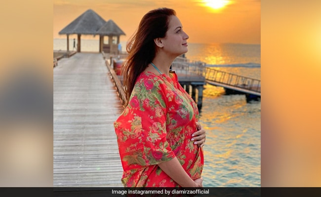Pregnant Dia Mirza Reveals Why Doctor Has Not Let Her Take COVID Vaccine