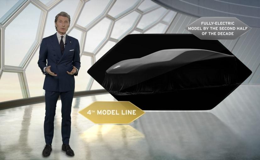 Stephan Winkelmann, Presiden & CEO, Automobili Lamborghini, menguraikan peta jalan elektrifikasi