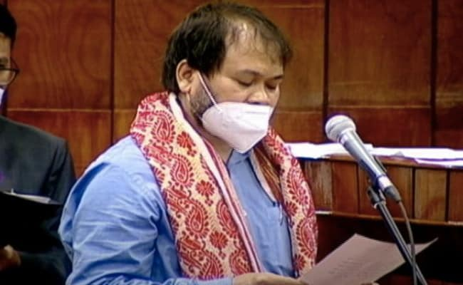 Jailed Assam MLA Akhil Gogoi 'Not In Sound Mental State': Chief Minister