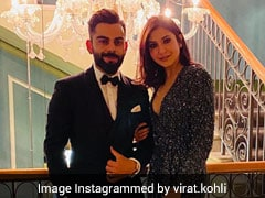 """Virat Kohli's Reply To Anushka Sharma's """"Headphones"""" Question Is All About """"Love"""""""