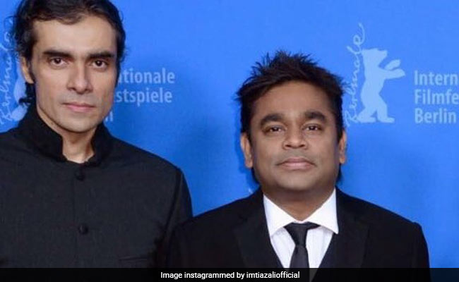 Hey AR Rahman, Imtiaz Ali Wants A Reunion With You And Two Others