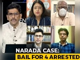 Video : Bengal Showdown: Centre Vs State On Narada Investigations