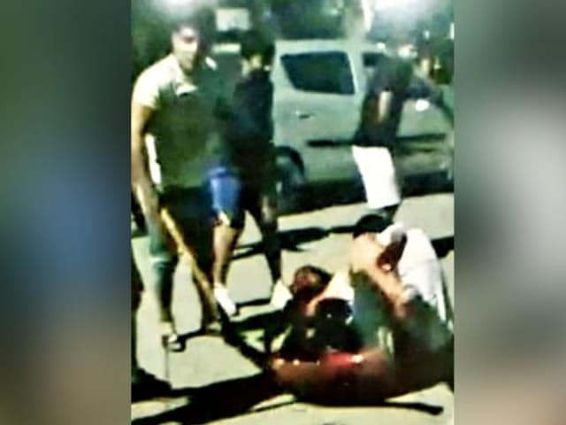 Video : Images Show Olympian Sushil Kumar Attacking Wrestler, Who Died Later