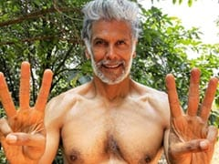 """How To Be Milind Soman - Just """"Keep It Moving"""""""