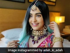 Happy Birthday Adah Sharma: A Look At Her Style Choices, From Whimsical To Wild