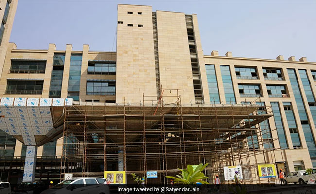 Court Asks Delhi To Monitor Progress In Setting Up Of 1,200-Bed Covid Hospital