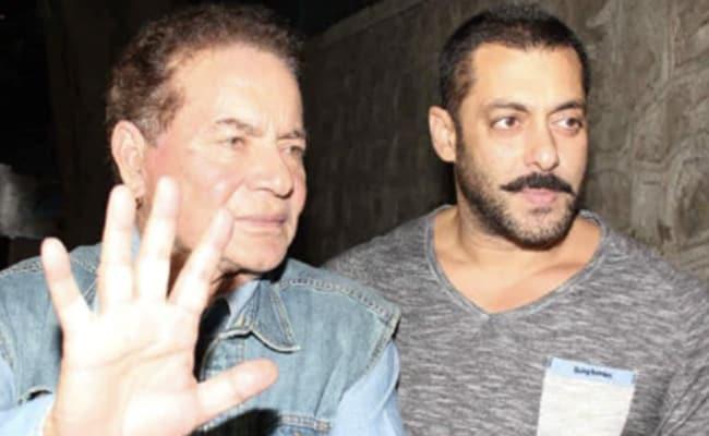 Salim Khan On Son Salman's Radhe: 'Not A Great Film'