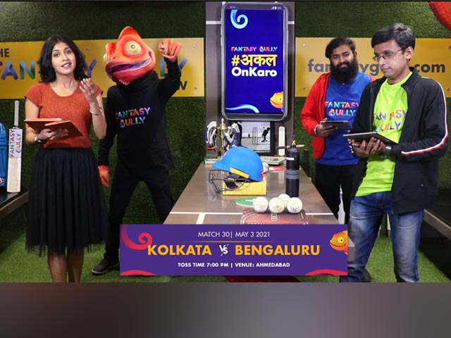 Video : Kolkata vs Bengaluru Fantasy Tips & Predictions | The Fantasy Gully Show