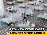 Video : Delhi's Daily Covid Cases Fall Below 5,000, First Since April 5