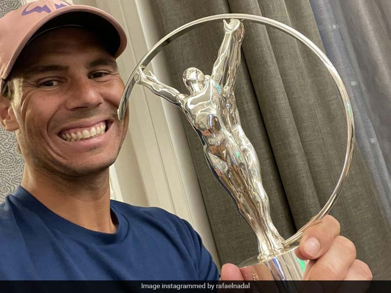 Rafael Nadal, Naomi Osaka Win Top Laureus Sports Awards