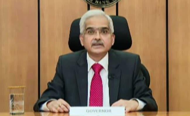 RBI Governor Shaktikanta Das Announces Term Liquidity Facility Of Rs 50,000 Crore