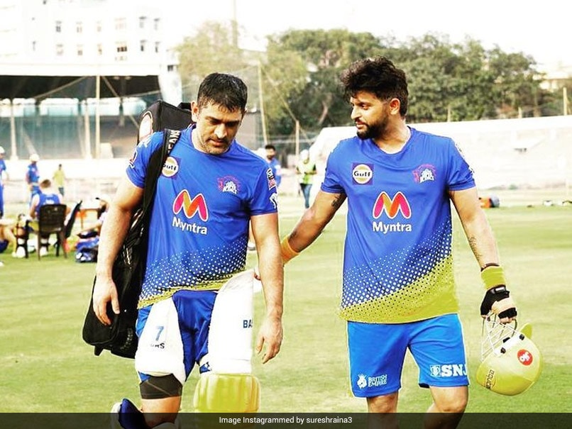 IPL 2021: CSK को याद आयी सुरेश रैना की आतिशी पारी, पोस्ट की तस्वीर, Video से लुत्फ उठाएं