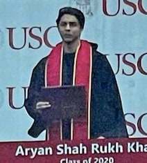 Are Aryan Khan And Lisa Kudrow's Son F.R.I.E.N.D.S? See Graduation Pics