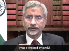 "S Jaishankar Wishes ""Speedy Recovery"" To Ex-Maldivian President After Attack"
